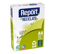 Papel A4 Reciclado Report