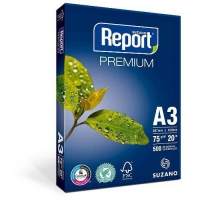 Papel A3 75g Report - RESMA